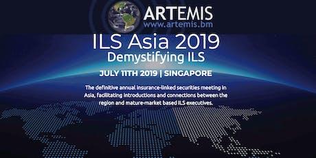 Artemis ILS Asia 2019 tickets