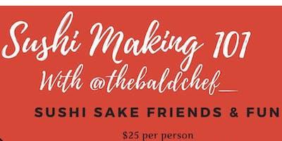 Sushi Making 101