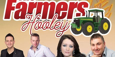 The Farmers Hooley tickets