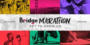 PADOVA #5 Bridge Marathon - Get to know us!