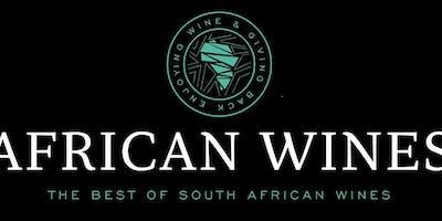 THE TASTE OF SOUTH  AFRICA  WINE TASTING