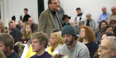 Het gesprek: De toekomst van de kunst in Noord-Brabant