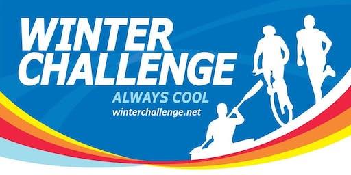 Winter Challenge XVII Off-Road Triathlon
