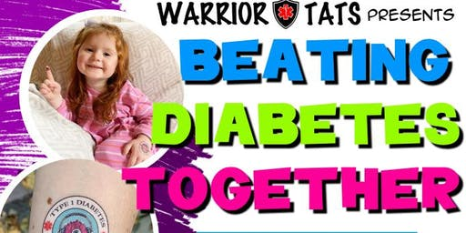 Beating Diabetes Together- Comedy Night & Dinner