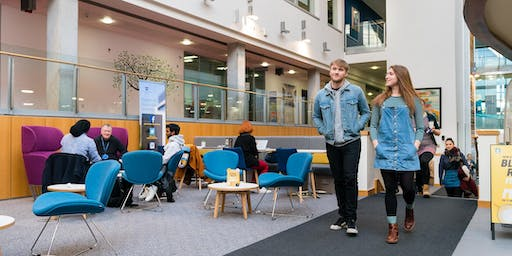 Queen Margaret University, Edinburgh - Undergraduate Open Day - Saturday, 12 October 2019, 11am - 4pm