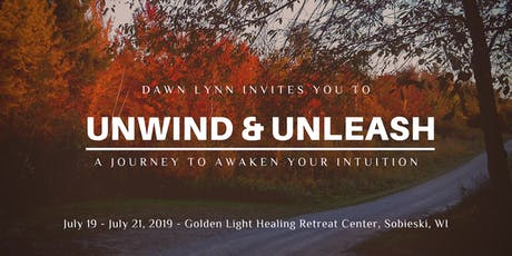 Unwind & Unleash: A Journey to Awaken Your Intuition entradas