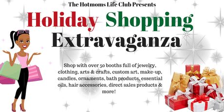 HOLIDAY SHOPPING EXTRAVAGANZA tickets