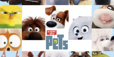 Half Term Kids Film Club: Secret Life Of Pets