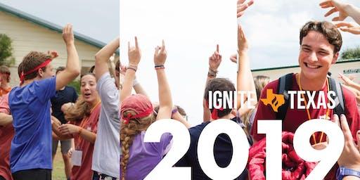 Ignite Texas Retreat 2019