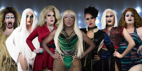 Babes of Bourbon & Branch Drag Brunch tickets