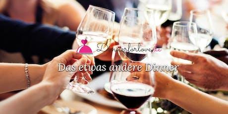 Dinner for Love in Oberhausen Tickets