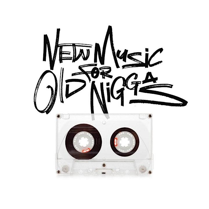 "Joe Clair Album Release Show ""New Music For Old Ni**az"" image"