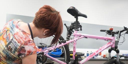 Basic bicycle maintenance [Trafford]
