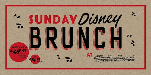 Magicial Family Brunch Sunday's at Mulholland Singing Diner