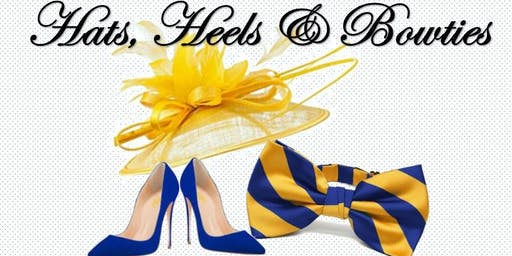 Mu Lambda Sigma Chapter of SGRho Presents HATS, HEELS & BOWTIES