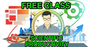 Scientific Productivity: What Works and What Doesn't - Salt Lake City