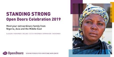 Standing Strong 2019: Birmingham tickets