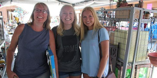 Shipshewana Weekend Flea Market-Mother / Daughter Days