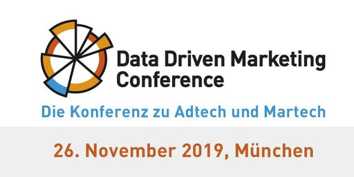 DDMC - Data Driven Marketing Conference 2019