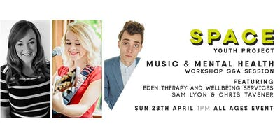 Music & Mental Health Workshop