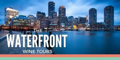 WaterFront Wine Tours! Food and Wine  tickets