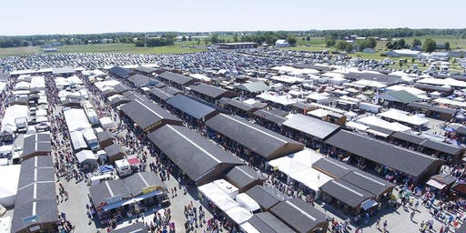 Shipshewana Labor Day Extended Flea Market