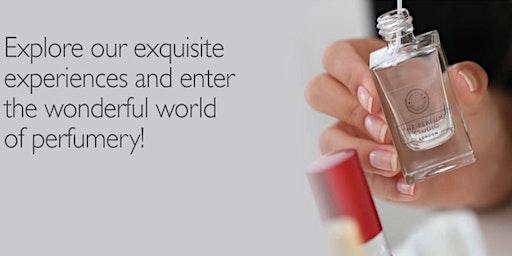 The Perfume Studio - bespoke fragrance making