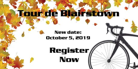 Tour de Blairstown tickets