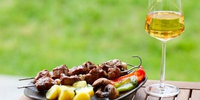 KM Private Vineyard tour, wine tasting & BBQ at Walton Brook Vineyard