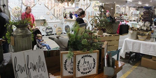 Ship-Chic Craft & Vintage Fall Show-$5.00 admission, free parking