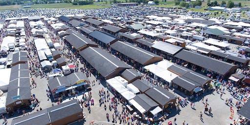 Last Shipshewana Flea Market day for 2019