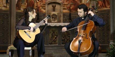 """10 String"" DUO - CASTELLÓ D'EMPÚRIES entradas"