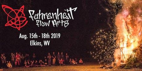Fahrenheit Flow Arts 2019 tickets