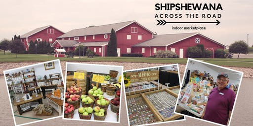 Shipshewana Across the Road (Indoor Marketplace)