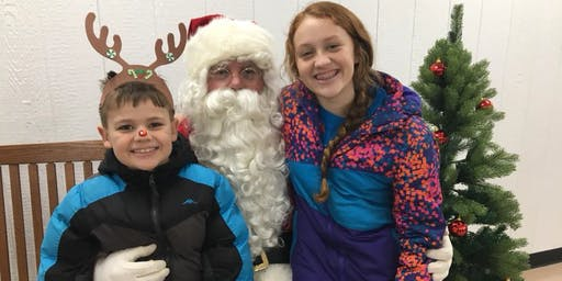 Santa Visits & Kids Safety Day,