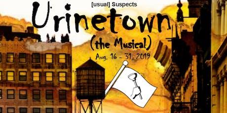 Urinetown tickets