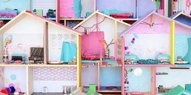 Doll House Summer Camp!