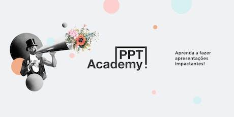 PPT Academy - Storytelling & Design ingressos