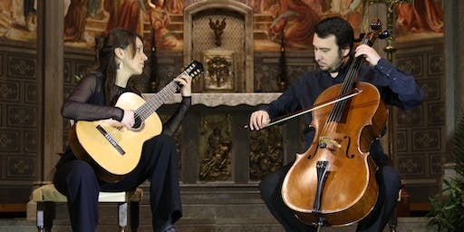 """10 String"" DUO - L'ESTARTIT"