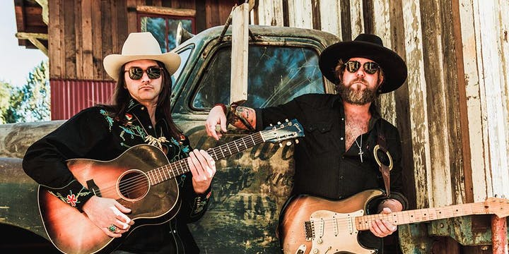 The Allman Betts Band with special guest JD Simo