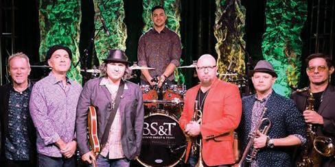 Blood Sweat & Tears - Pawleys Island Festival of Music & Art