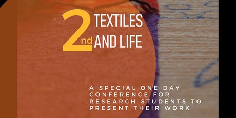 Textiles and Life 2 tickets