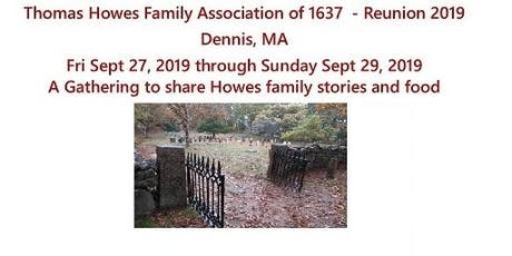 Howes Family Reunion tickets