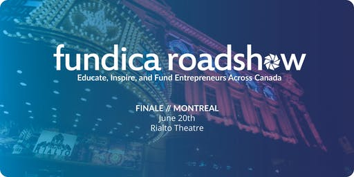 2019 Fundica Roadshow Finale