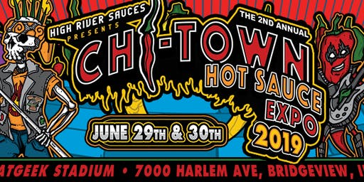 2nd Annual Chi-Town Hot Sauce Expo
