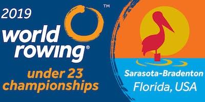 World Rowing Under 23 Championship 2019
