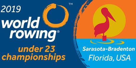 World Rowing Under 23 Championship 2019 tickets