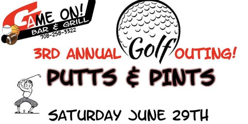 3rd Annual Putts & Pints