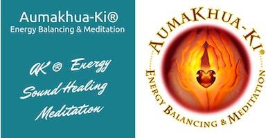 AK Energy Sound Healing Meditation