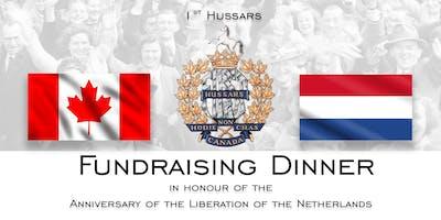 1st Hussars Fundraising Dinner @ The Springs Restaurant